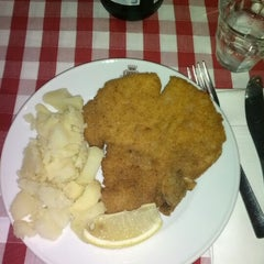 Photo taken at Taverna Moriggi by Burkhard S. on 7/20/2012