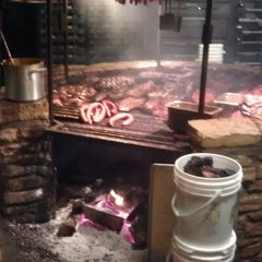 Photo taken at The Salt Lick by Adam B. on 8/9/2012