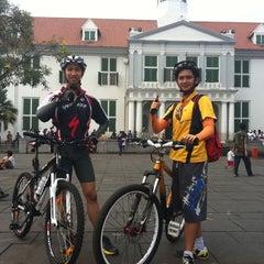 Photo taken at Museum Sejarah Jakarta (Museum Fatahillah) by Kristendy A. on 6/10/2012