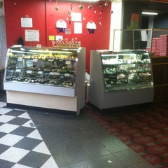 Photo taken at Rossi's Pop-Up Marketplace by Donna H. on 2/11/2012