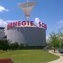 Photo taken at Carnegie Science Center by Jason G. on 6/3/2012