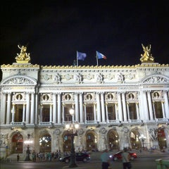 Photo taken at Place de l'Opéra by HIK on 8/21/2012