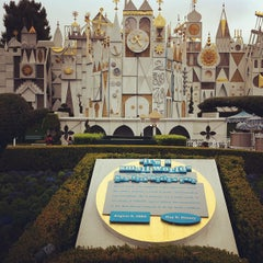 Photo taken at It's a small world by Stephen L. on 7/4/2012