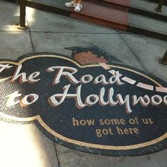Photo taken at Hollywood Boulevard by Anastasia I. on 8/13/2012