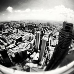 Photo taken at 1 Altitude by ah_seow on 7/23/2012