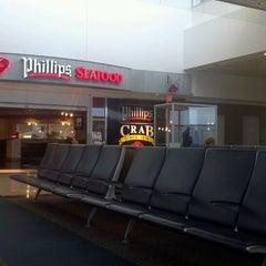 Photo taken at Harrisburg International Airport (MDT) by Joe N. on 4/15/2012