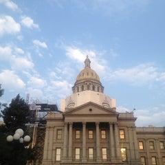 Photo taken at City of Denver by Tim J. on 8/16/2012
