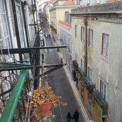Photo taken at Bairro Alto by David L. on 3/3/2012