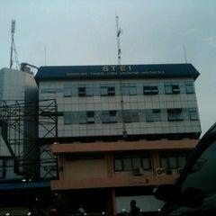 Photo taken at Stie Indonesia (kampus A) by syamsul U. on 3/12/2012