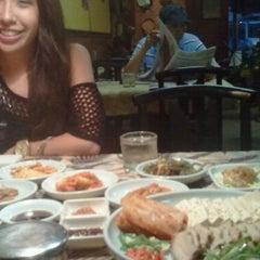 Photo taken at Hon Korean Restaurant by Ka on 5/26/2012