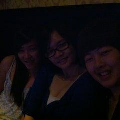 Photo taken at Green Box Karaoke by Cherry L. on 4/7/2012