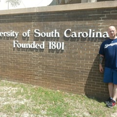 Photo taken at University of South Carolina by Russ R. on 8/5/2012