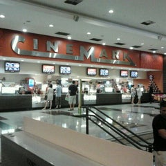 Photo taken at Cinemark by Ana A. on 2/18/2012