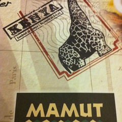 Photo taken at Mamut by Juan A. on 8/31/2011