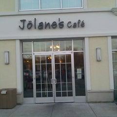 Photo taken at Jolane's Cafe & Wine Bar by Todor K. on 10/23/2011