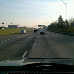 Photo taken at I-75 Highway by Andrea B. on 12/2/2011