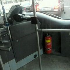 Photo taken at 37. autobuss | Esplanāde - Imanta 5 by July L. on 1/22/2012