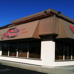 Photo taken at Orcutt Burger by slonews on 1/30/2012