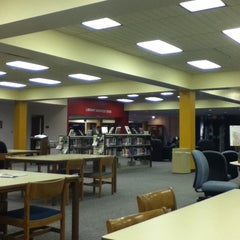 Photo taken at B.D. Owens Library by Mindy D. on 9/22/2011