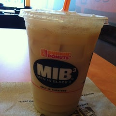 Photo taken at Dunkin' Donuts by Tanya C. on 5/17/2012