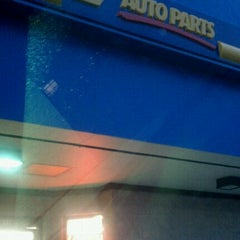 Photo taken at Napa Auto Parts by April S. on 11/21/2011