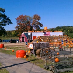 Photo taken at Connors Farm by E B. on 10/8/2011
