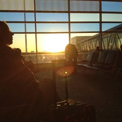 Photo taken at Springfield-Branson National Airport (SGF) by Lisi S. on 1/4/2012