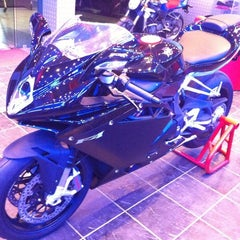 Photo taken at MV Agusta ShowRoom by ZmJ on 3/3/2011