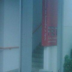 Photo taken at FET MMU Melaka by Nazura N. on 12/23/2011