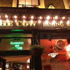 Photo taken at The Cow by Benj S. on 5/1/2012