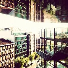 Photo taken at Biblioteca Museo Reina Sofía - Edificio Nouvel by Trey H. on 8/4/2012