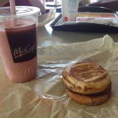 Photo taken at McDonald's by Jason C. on 5/28/2012