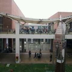 Photo taken at Aeroporto di Venezia Marco Polo (VCE) by Taehee K. on 9/12/2012