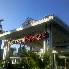 Photo taken at Bahama Breeze by Mike M. on 12/19/2011