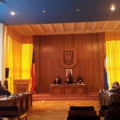 Photo taken at Ilustre Municipalidad de Concepción by Daniel T. on 7/5/2012