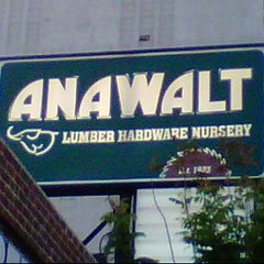 Photo taken at Anawalt Lumber CO by LA-Kevin on 6/22/2011
