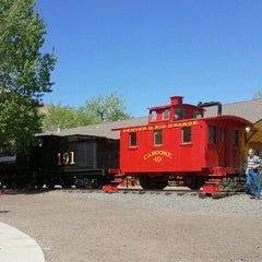 Photo taken at Colorado Railroad Museum by Guy M. on 4/21/2012