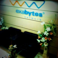Photo taken at Exabytes® Network Sdn Bhd by TheanSoon O. on 12/20/2010