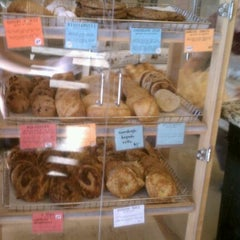 Photo taken at Arizmendi Bakery Panaderia & Pizzeria by Adam N. on 6/10/2012