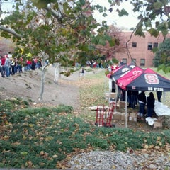 Photo taken at NCSU - Harris Field by Joseph F. on 11/13/2011