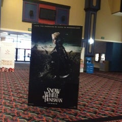 Photo taken at Regal Cinemas Hyattsville Royale 14 by Carrie C. on 4/4/2012