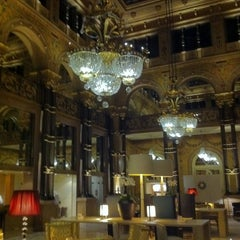 Photo taken at Hotel Concorde Opéra Paris by Sergio G. on 9/28/2011
