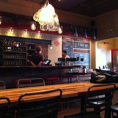 Photo taken at Roam Artisan Burgers by Danny C. on 9/15/2011