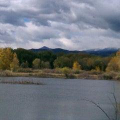 Photo taken at Walden Ponds Wildlife Habitat by Doug D. on 10/17/2011