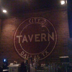 Photo taken at City Tavern by Anna T. on 4/21/2011