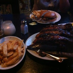 Photo taken at The Fireplace Inn by Alex R. on 7/7/2012