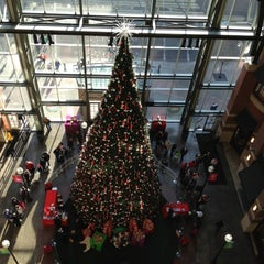 Photo taken at AMC River Park Square 20 by Dave S. on 12/23/2011