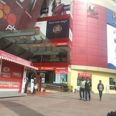 Photo taken at The Forum Mall by Saurabh P. on 7/31/2012
