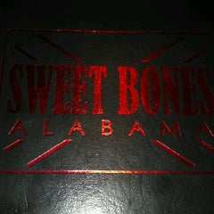 Photo taken at Sweet Bones Alabama by Ginger H. on 12/18/2011