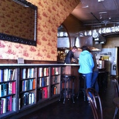 Photo taken at Two Sisters Bar & Books by William W. on 1/29/2012
